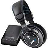 TURTLE BEACH TBS-3276-01 / Ear Force PX4 Headset / Surround - Mini-phone - Wired/Wireless - Bluetooth - Over-the-head - Binaural - Circumaural