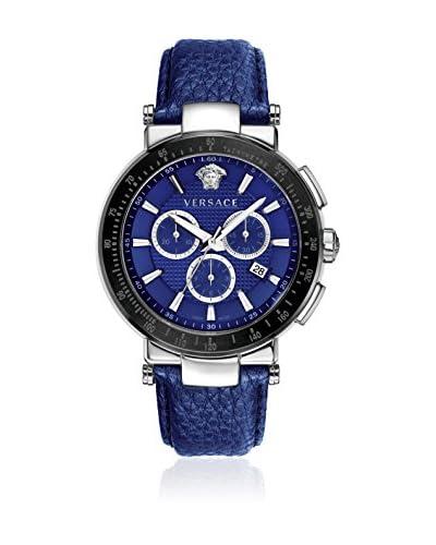 Versace Reloj con movimiento cuarzo suizo Mystique VFG020013  46 mm
