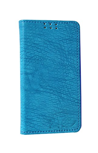 D.rD Artificial Leather Mobile Flip Cover For LENOVO S 850 (Sky Blue)  available at amazon for Rs.299