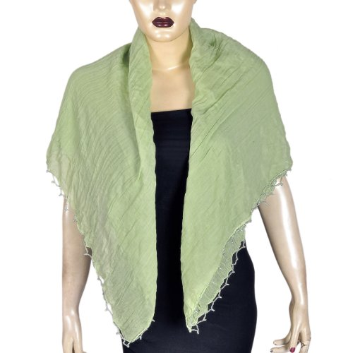 Amazoncom Head Scarves Cotton Tie and Dye Scarves for Women Indian  Cotton Head Scarves Women