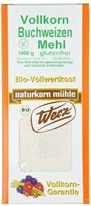 Werz Bio Buchweizen-Mehl gf (1 x 1 kg)
