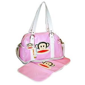 Paul Frank Bowler Style Diaper Bag