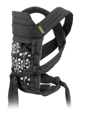 New Infantino Ecosash Baby Carrier, Bloomin Vines, 8-35 Pounds
