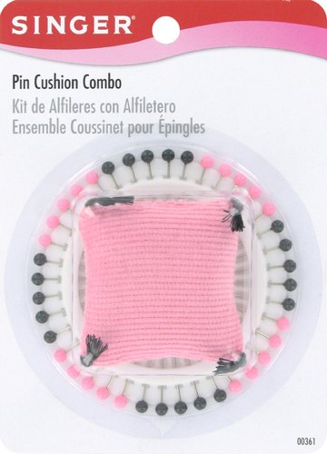 Singer Pin Cushion Combo