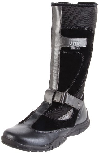 Umi Toddler Baylle Black Waterproof Boot 32903-001 9 Child UK