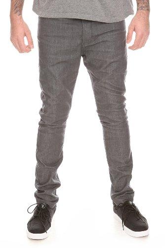 Cheap RUDE Grey Skinny Fit Denim Jeans | Buy Men Skinny Jeans Sale