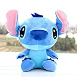 WATOP Stuffed Animals - Teddy Bears | Kawaii 19 Styles Stitch Plush Doll Toy Anime lilo and Stitch Soft Stuffed Doll Cute Stich Plush Toys for Children (Color: F 20cm, Tamaño: 9.8 inches)
