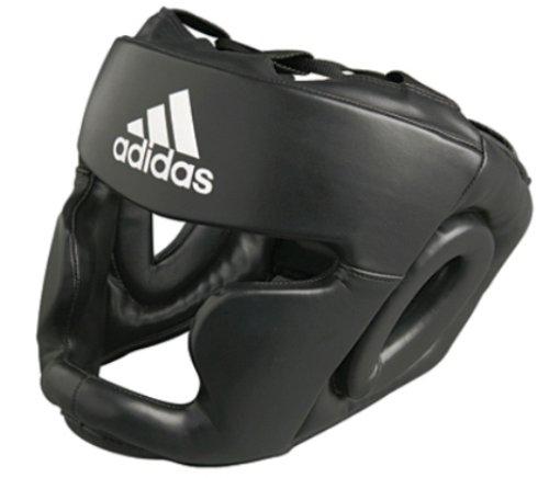 Adidas Response Boxing Head Guard CE - Black - X-Large
