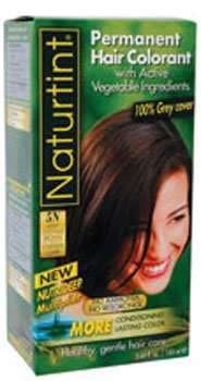Naturtint Permanent Hair Colorant, 5.4 Ounces - Light Chestnut Brown