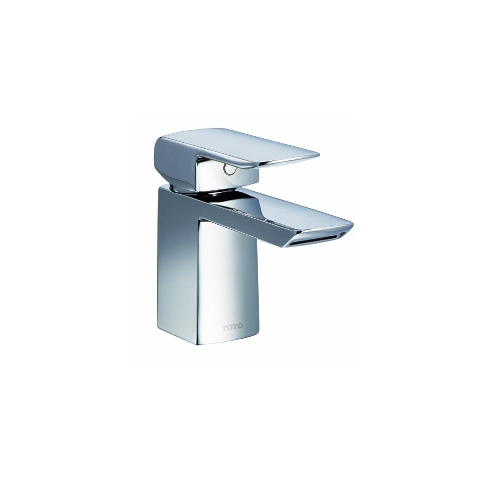 TOTO TL960SD CP Soiree Single (1V) Lever Lavatory Faucet, Chrome