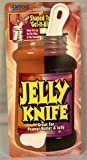 Compac Jelly Knife Spreader Plastic Knife for Peanut Butter and Jelly