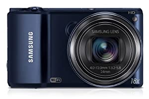 Samsung WB200F ( 14.2 MP,18 x Optical Zoom,3 -inch LCD )