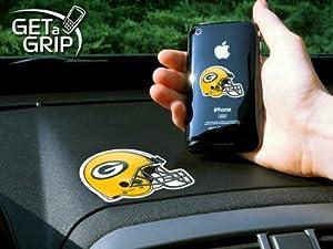 Fan Mats 11137 NFL Green Bay Packers Get a Grip by FANMATS