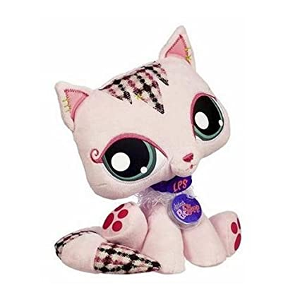 Littlest Pet Shop VIP Cat by Hasbro