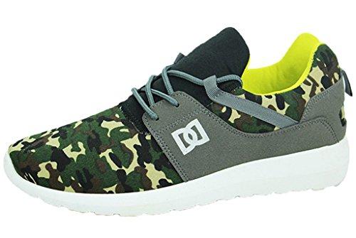 EOZY Chaussure De Sport à Lacet Imprimé Fashion Homme Running Sneakers Basses Outdoor Casual