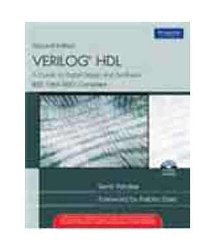 Verilog HDL: A Guide to Digital Design and Synthesis (With CD) 2nd Edition price comparison at Flipkart, Amazon, Crossword, Uread, Bookadda, Landmark, Homeshop18