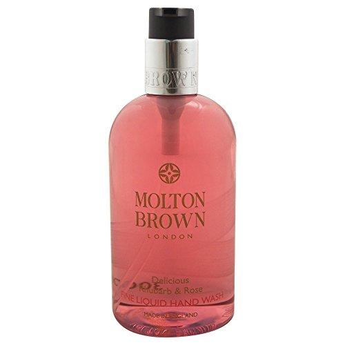 Molton Brown Sapone Liquido per Le Mani Rhubarb & Rose - 300 ml