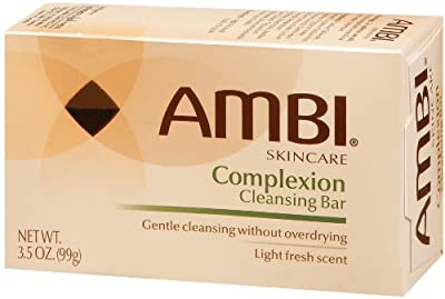Ambi Skincare Bars Complexion Cleansing Bar, 3.5 Ounce