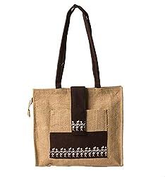 AVNI Handbag (Beige) (AFAS104)
