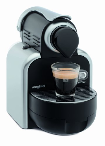 Nespresso Essenza by Magimix M100A, Smooth Silver