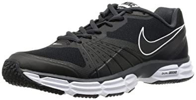 Nike Men's Dual Fusion TR 5 Black/Black/Anthracite/White Training Shoe 8 Men US