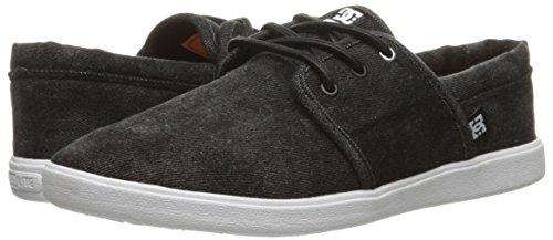 DC Men's Haven TX SE Skate Shoe, Black Dark Used, 7.5 M US