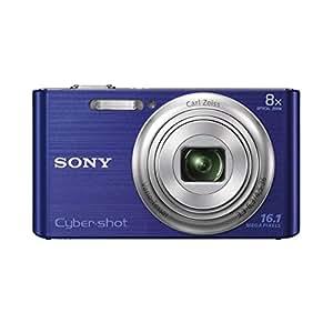 Sony DSC-W730L.CE3 Appareil Photo Numérique 16 Mpix 8x Bleu