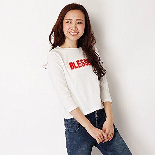 ムルーア(MURUA) Tシャツ(BLESSED T-SH)【M00ホワイト/F】