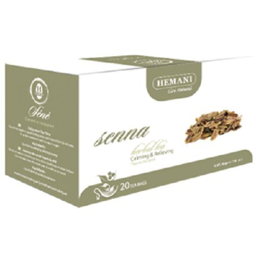 Hemani Senna Herbal Tea