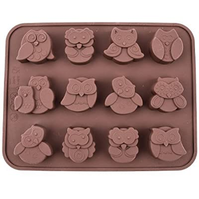 Chawoorim Silicone Cake Bread Chocolate Jelly Candy Baking Mould Craft Mold
