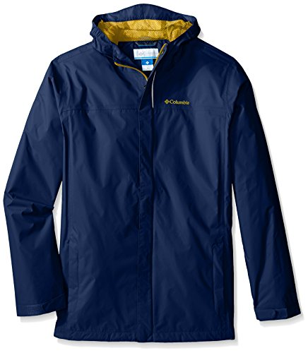 Columbia Big Boys Watertight Jacket, Night Tide, Large
