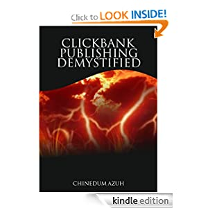 CLICKBANK PUBLISHING DEMYSTIFIED