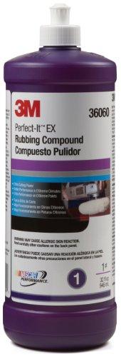 3M 36060 Perfect-It EX Rubbing Compound - 1 Quart