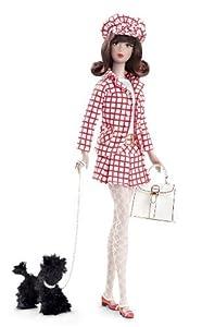 Mattel 2011 Barbie Francie Silkstone Doll - Mattel T7943