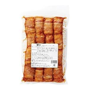[贅たくさん] 肉巻きおにぎり60g×16 (国産米)【冷凍】