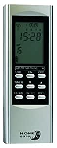 Home Easy HE850 - Control remoto con temporizador