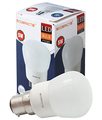 Pygmy-5W-B22-LED-Bulb-(Cool-White)