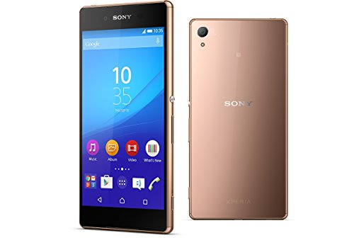 (SIMフリー) Sony ソニー Xperia Z3+ E6553 (並行輸入品) (ブロンズ)