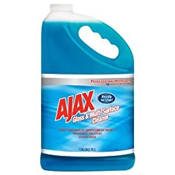 Ajax 04174 1 Gallon Expert Glass and Multi Surface Cleaner (Case of 4)