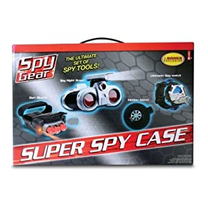 Wild Planet Super Spy Case