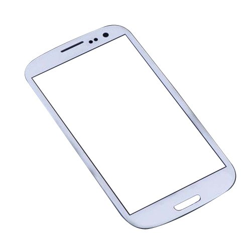 Generic White Outer Lcd Screen Lens Top Glass For Samsung Galaxy Mega 6.3 I9200 At&T I527