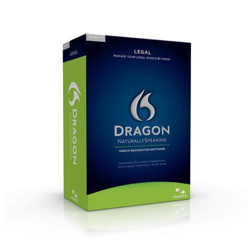 Dragon Naturallyspeaking Legal 11.0