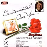 Tema International Ltd Sentimental Over You CD Music For Dancing recorded in tempo for music teaching performance or general listening and enjoyment