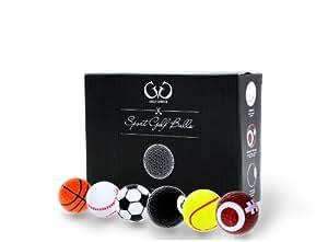 Golf Genius Sports Golfblle Geschenkset
