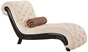 Body balance system chaise lounge chair with massage therapy whi - Chaise massage electrique ...