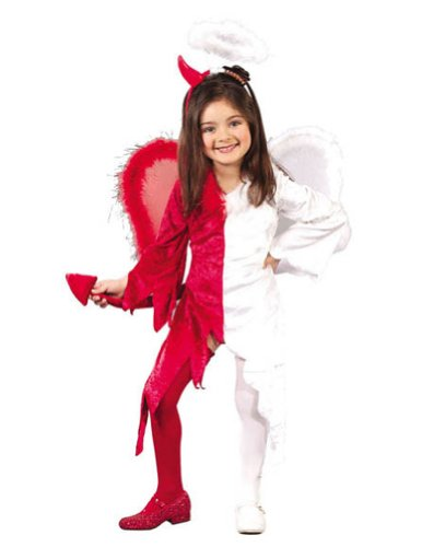 My Angelic Toddler Is The Devil! - Toddler Halloween Costume
