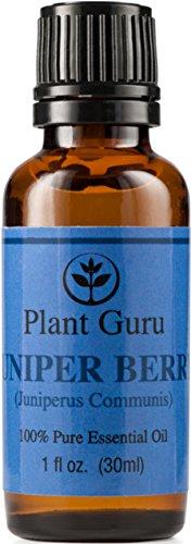 Juniper Berry Essential Oil. 30 Ml (1Oz) 100% Pure, Undiluted, Therapeutic Grade.