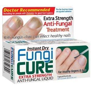 FungiCure Antifungal Liquid, extra strength, anti fungus 1 fl oz (30 ml)