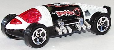 Hot Wheels 1999 Car-Toon Series #4 of 4 Lakester Collector #988 - 1