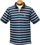 マクレガー 半袖ポロシャツ メンズ 111624314 ネイビー L